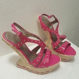 Shoes - Sexy Fushia Shoes